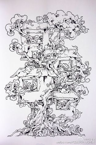 doodle invasion kerbyrosanes - Google Search | Kerby Rosanes ...