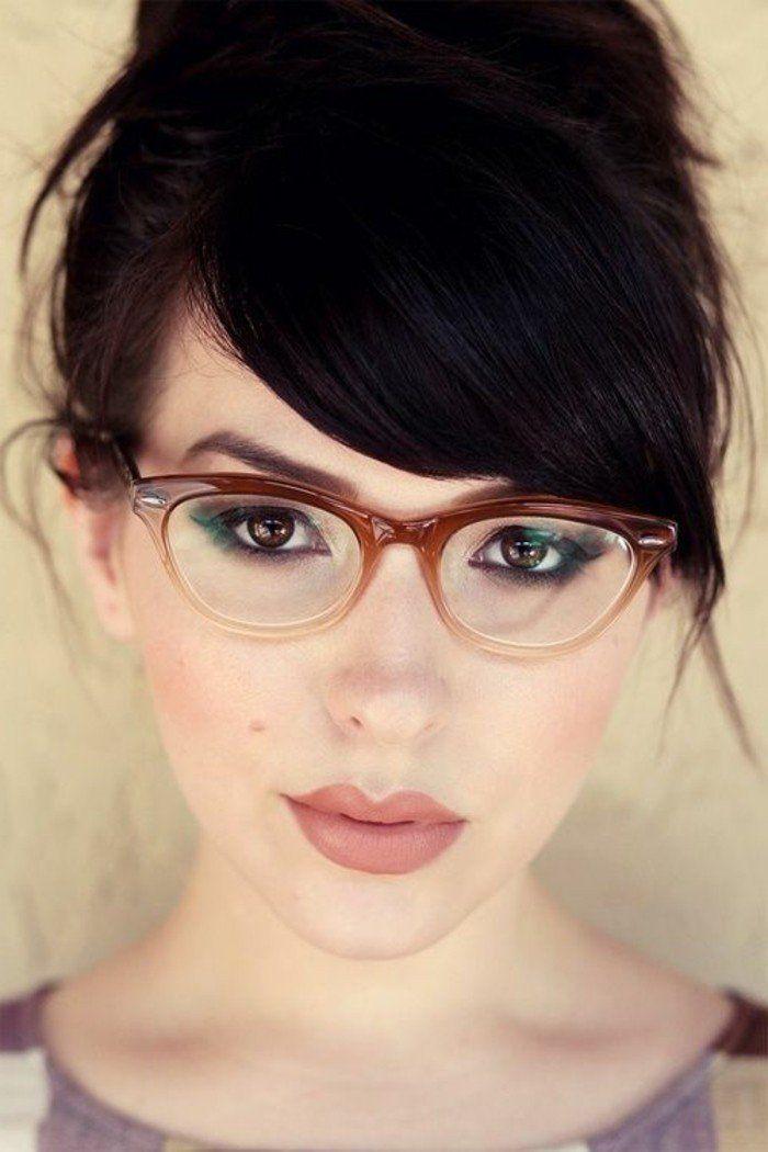 Les lunettes sans correction un accessoire top! Comment choisir son ... 2f7538dd19d8