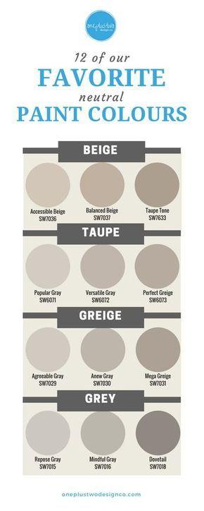12 best neutral paint colours for your home neutral paint colors