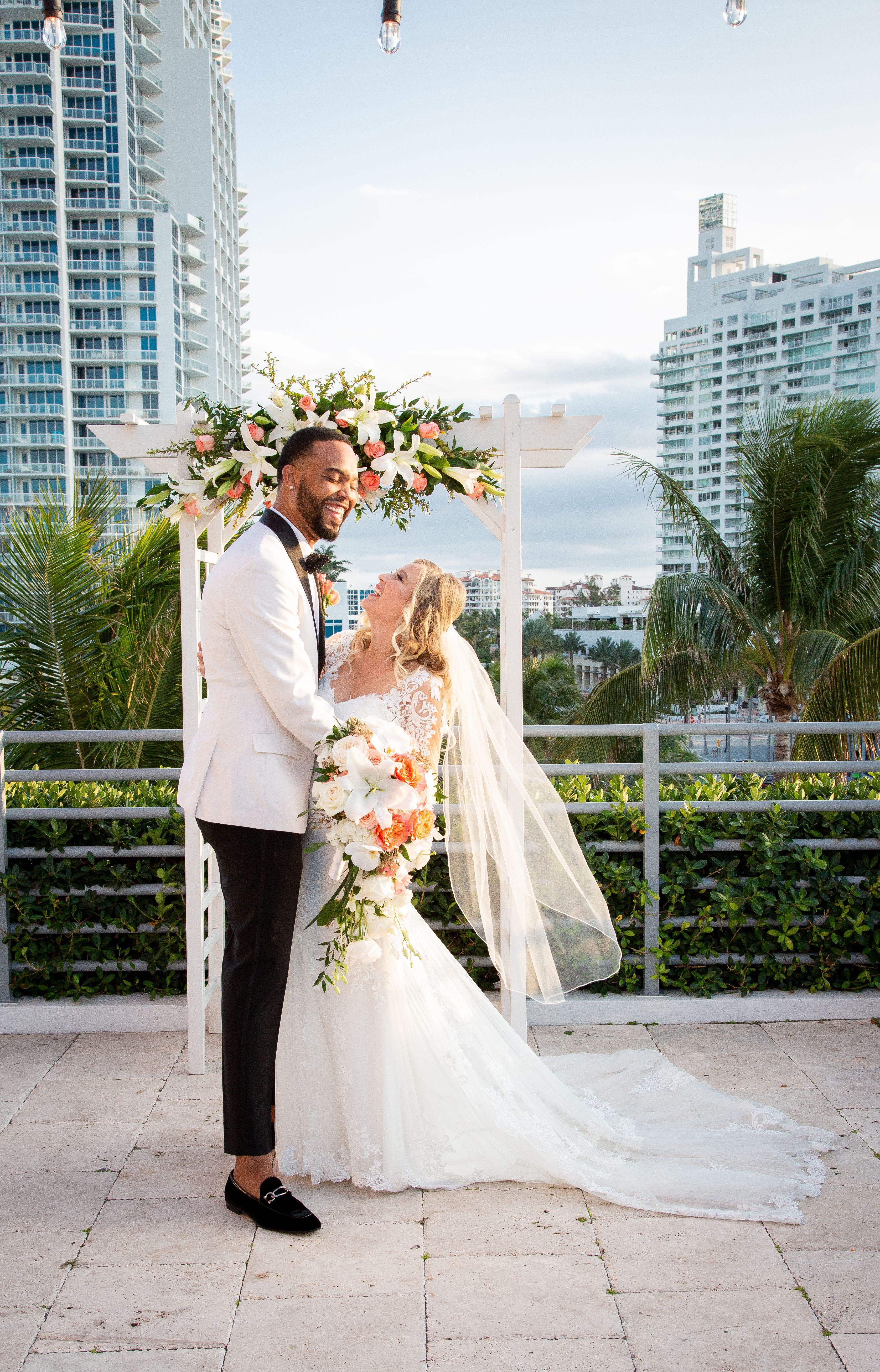Gorgeous Hilton Bentley Wedding | Miami wedding venues ...