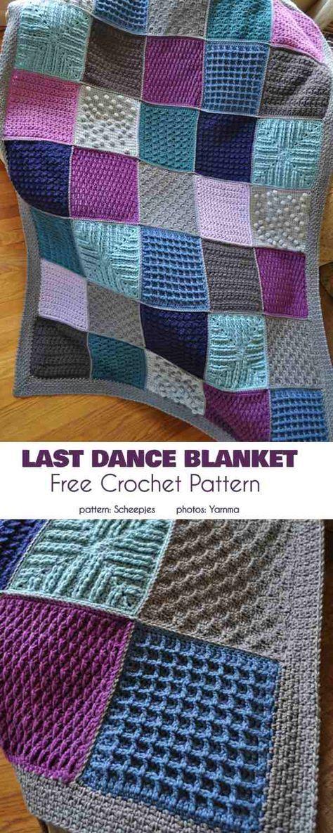 53+ trendy crochet afghan patterns blanket granny squares