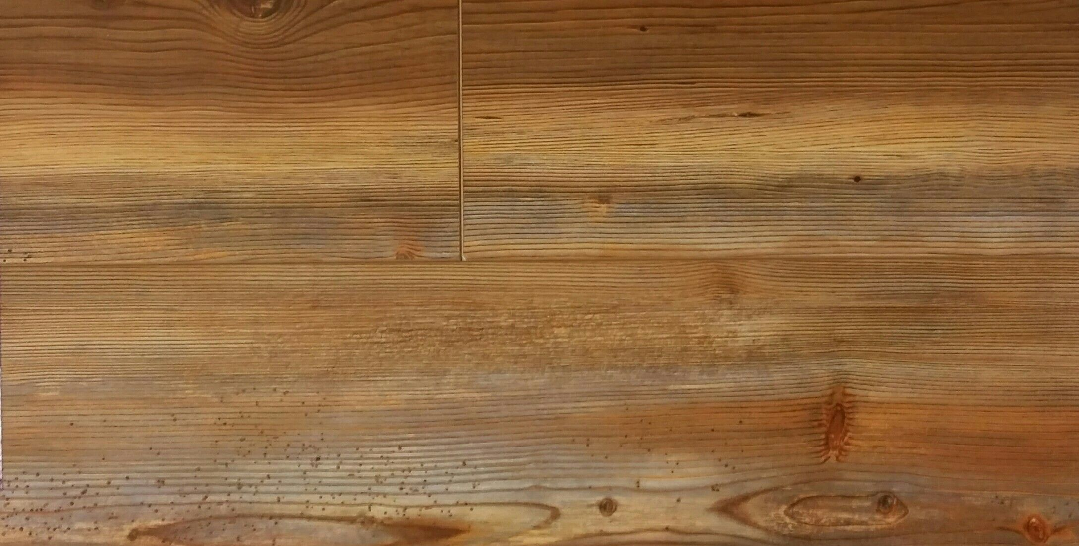 Smartcore Blue Ridge Pine vinyl flooring sold at Lowes