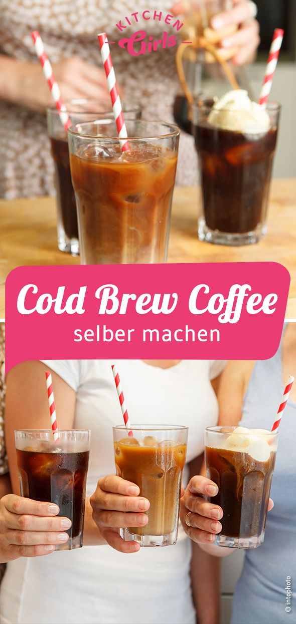 Photo of Recipe: Make cold brew coffee yourself