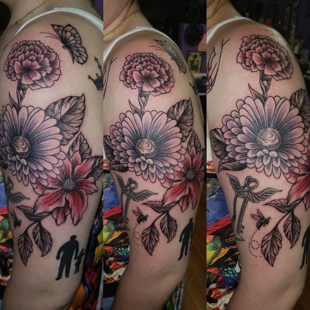 35 kat von d tattoo cover up dengan gambar