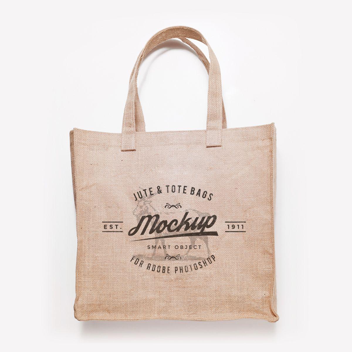 Download 3 Jute Tote Bags Mock Up Freebie On Behance Jute Tote Bags Jute Totes Jute Bags