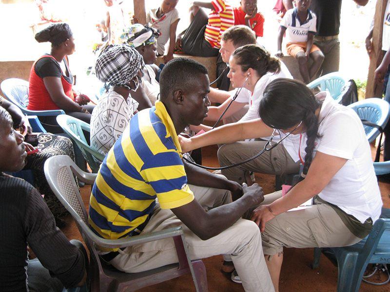 volunteer in Africa with us in 2014