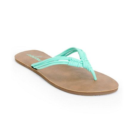 79f80c105 The Zumiez Exclusive Volcom Have Fun Black and Brown Sandals for girls are  all about good times and Summer ready style. The soft leather-like upper  and ...