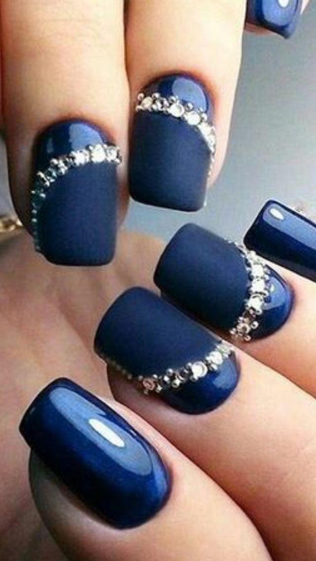 Pin de Kenisha Merrell en nail +art | Pinterest | Diseños de uñas ...