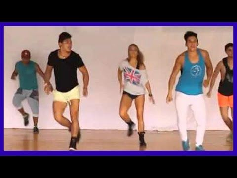 Danca De Zumba Incrivel Sequencia De Zumba Que Emagrece Ate 10