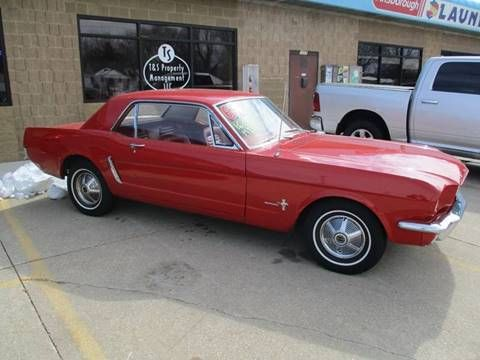 1965 Ford Mustang For Sale In Waterloo Ia Mustang For Sale