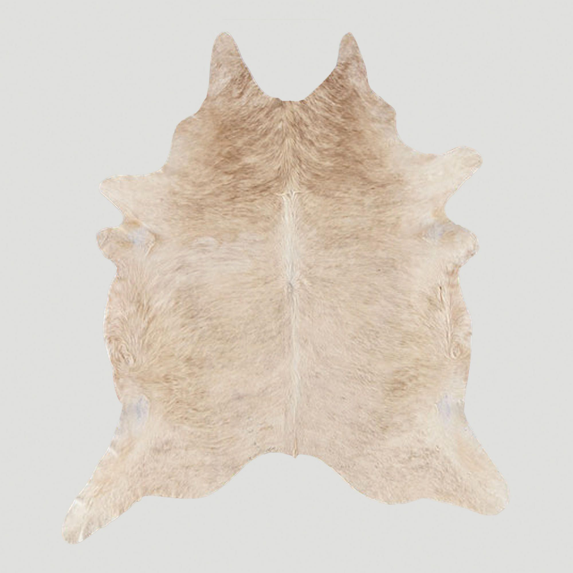 Light Natural Cowhide Rug World Market Layer This On