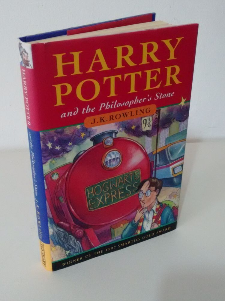 Harry Potter And The Philosopher S Stone First Edition Fifth Print
