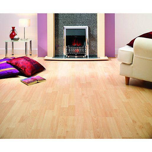 Wickes Beech Effect Laminate Flooring Walnut Laminate Flooring Flooring White Laminate Flooring