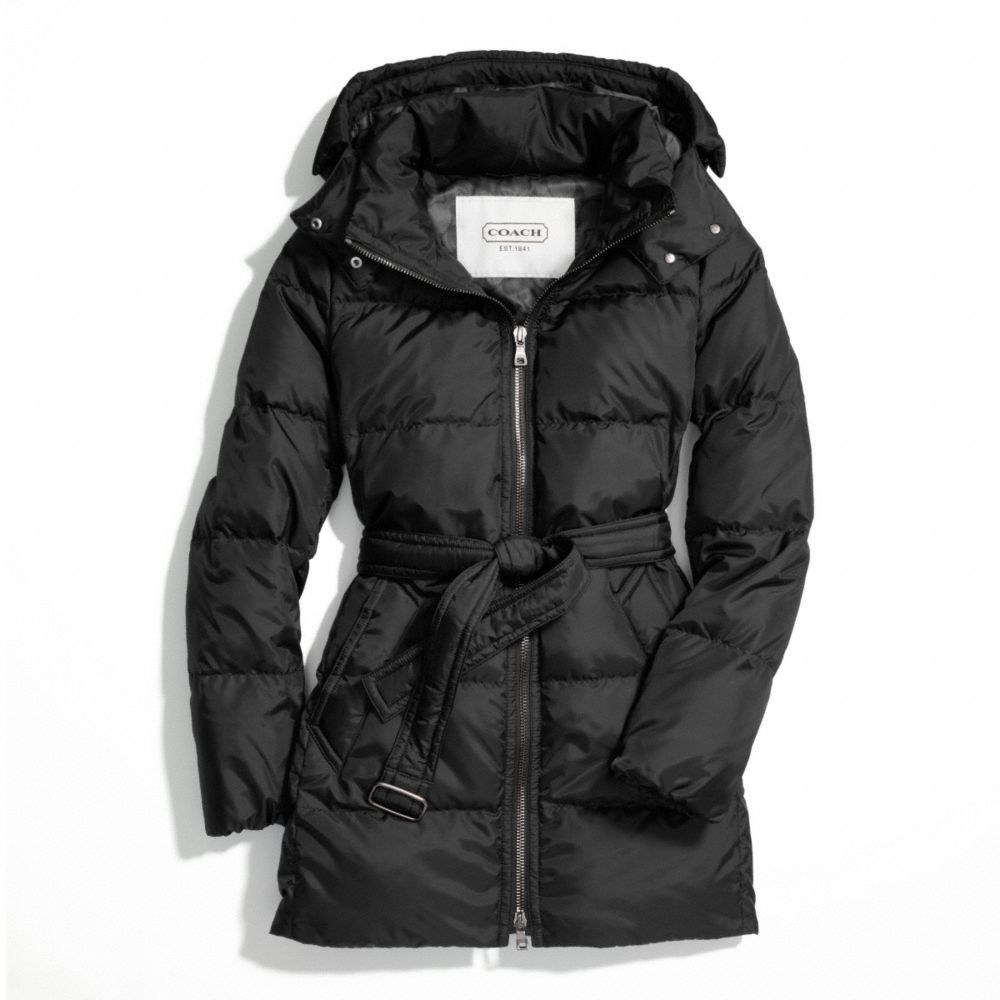 Create New Customer Account Coach Fashion Closet Fashion Coat [ 1000 x 1000 Pixel ]