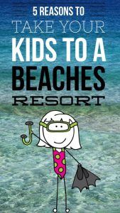 5 Reasons You Should Take Your Kids To A Beaches Resort! - Kreative in Life