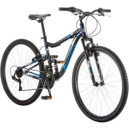 275 Mongoose R4054WMC Ledge 21 Mens Bike for a Path Trail