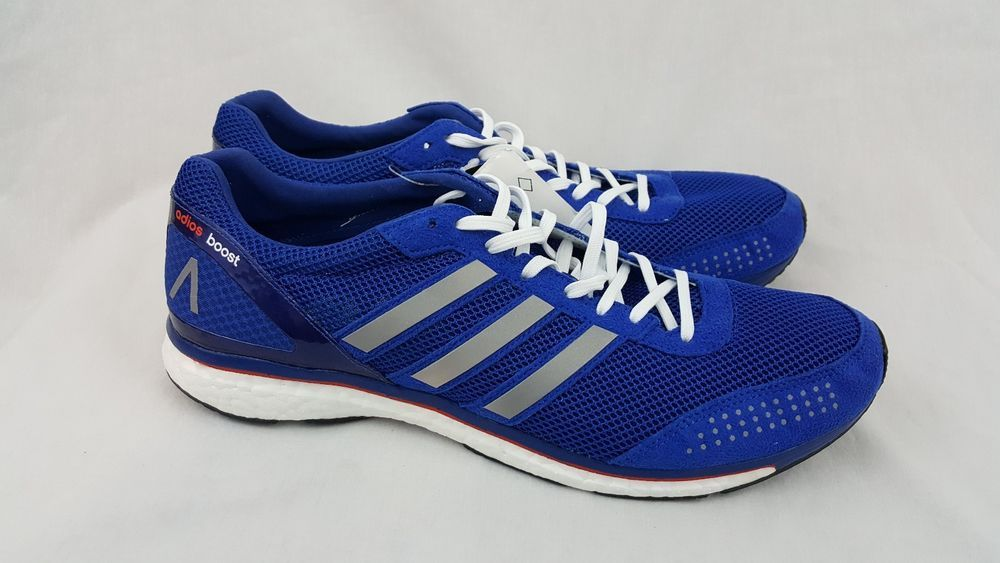 promo code 57255 85b2b Adidas Adizero Adios Boost 2 AKTIV Running Cross Train Shoes B40496 Size  12.5 Adidas