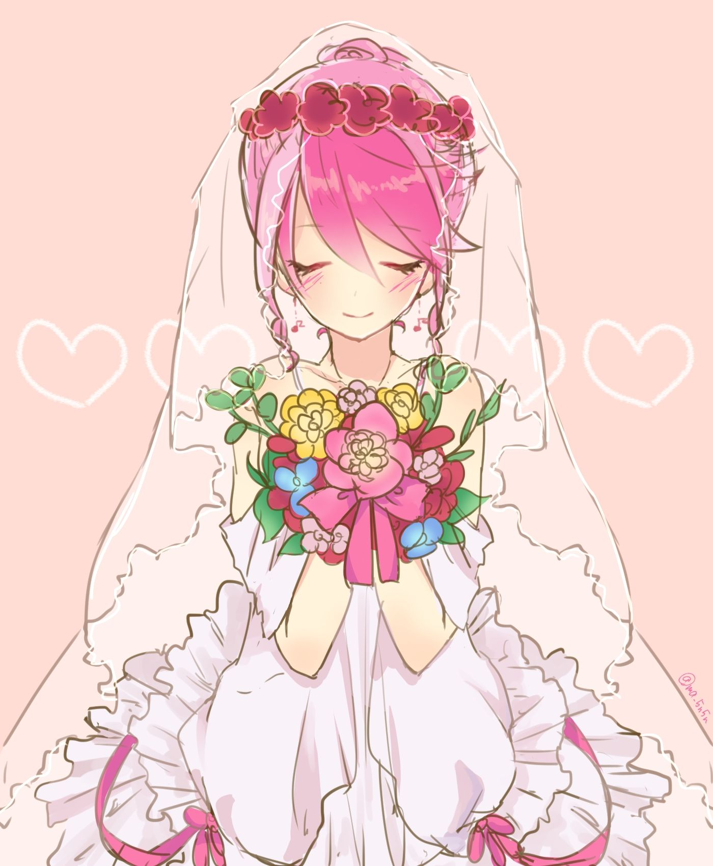 View full-size (1400x1700 1,271 kB.) | Anime: Maids and Brides ...