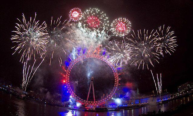 Tourists Pick London As Top Destination For New Year S Eve Break Top Destinations Tourist Visit London