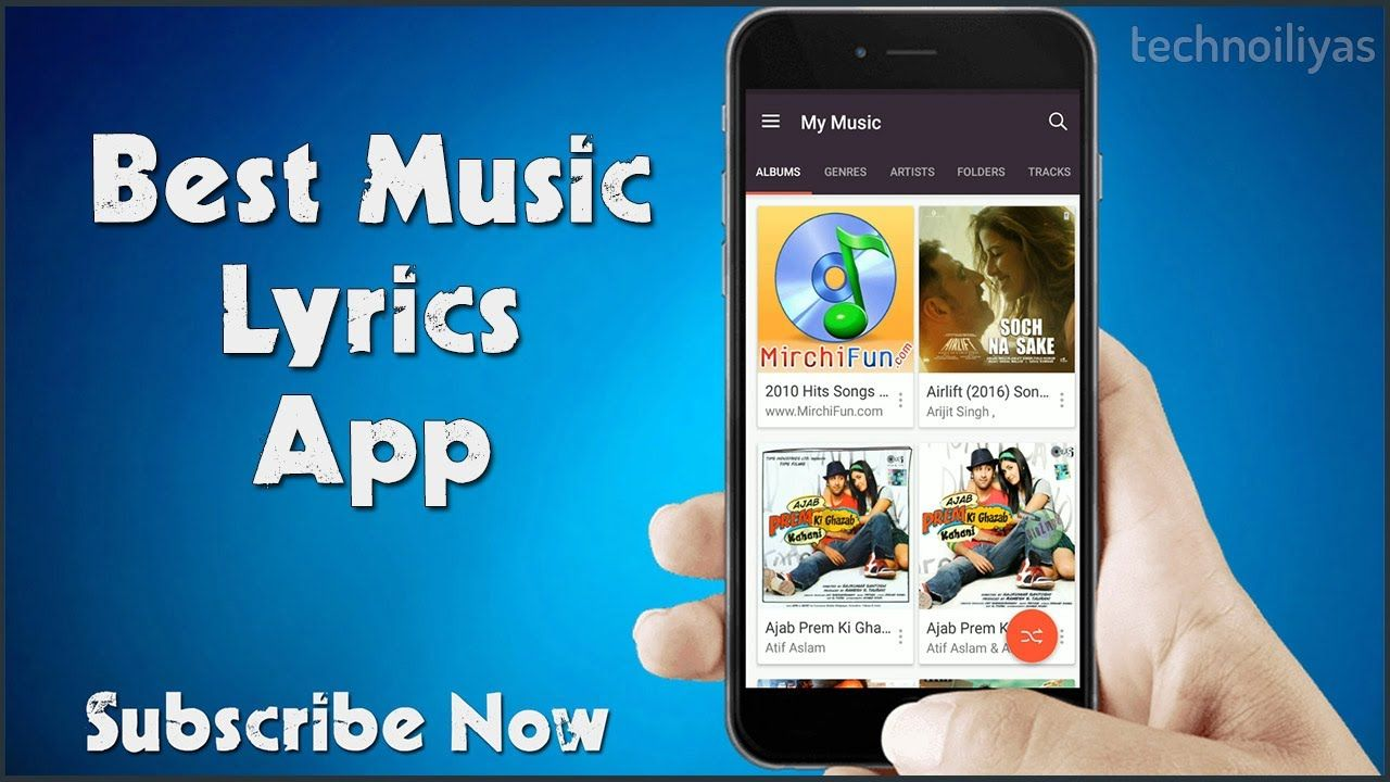 How to Get Songs Lyrics Best App for Song lyrics like