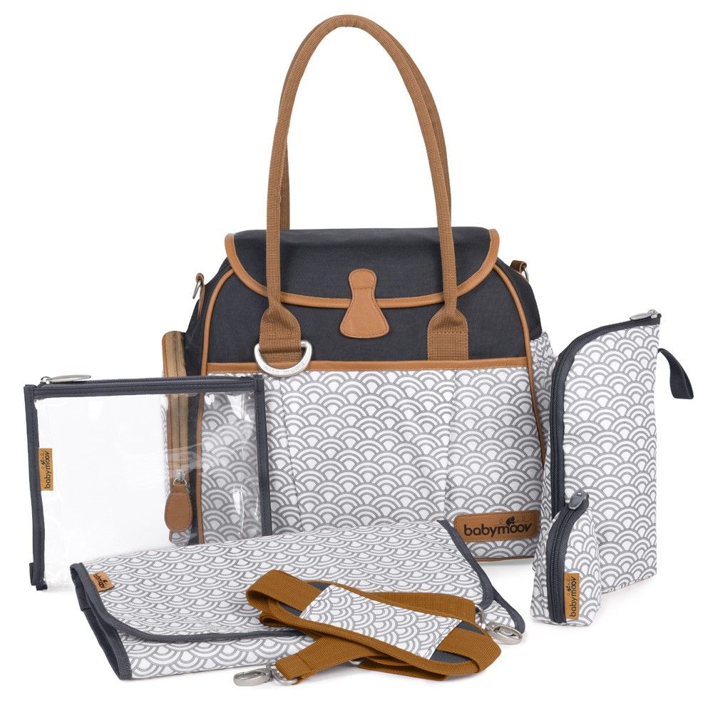 Babymoov Style Changing Bag (Black)   Baby   Changing bag, Baby ... 75f9068b9555