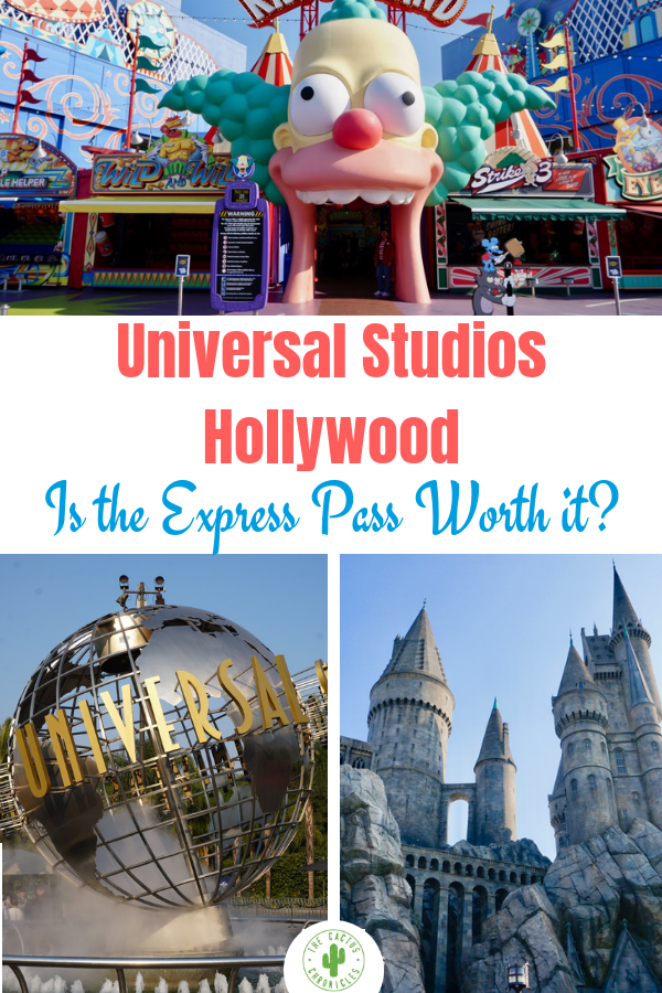Is The Universal Studios Hollywood Express Pass Worth It The Cactus Chronicles In 2020 Universal Studios Hollywood Universal Studios Universal Hollywood