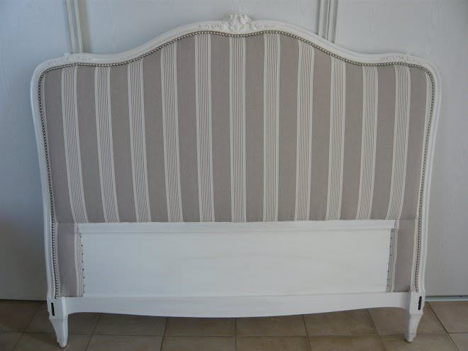 Calanque Toile A Matelas Shabby Chic Relooker Meuble