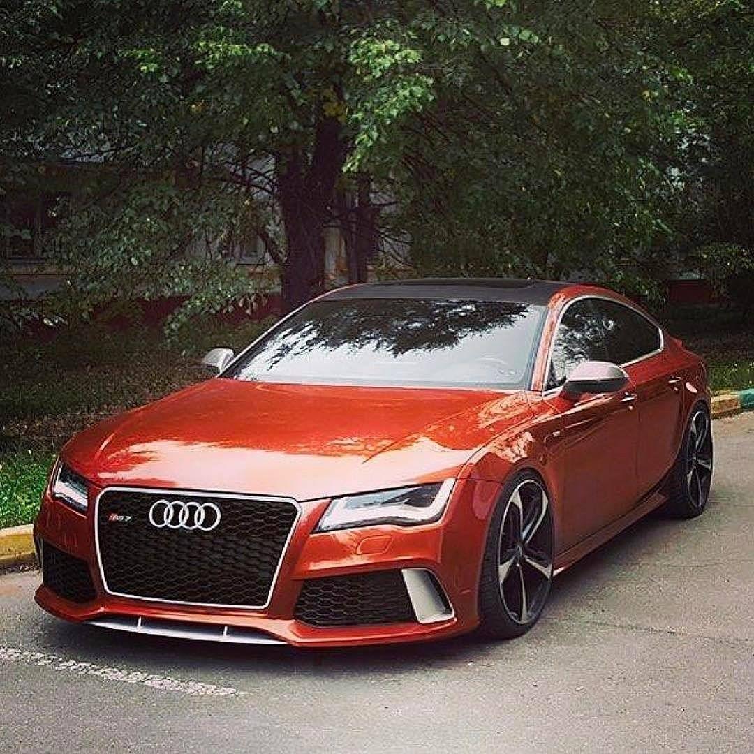 Vehiculos Deportivos Audi Sport Quattro: Mean RS7 #Audi #cars #car #quattro