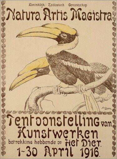 Voor een tentoonstelling 1916