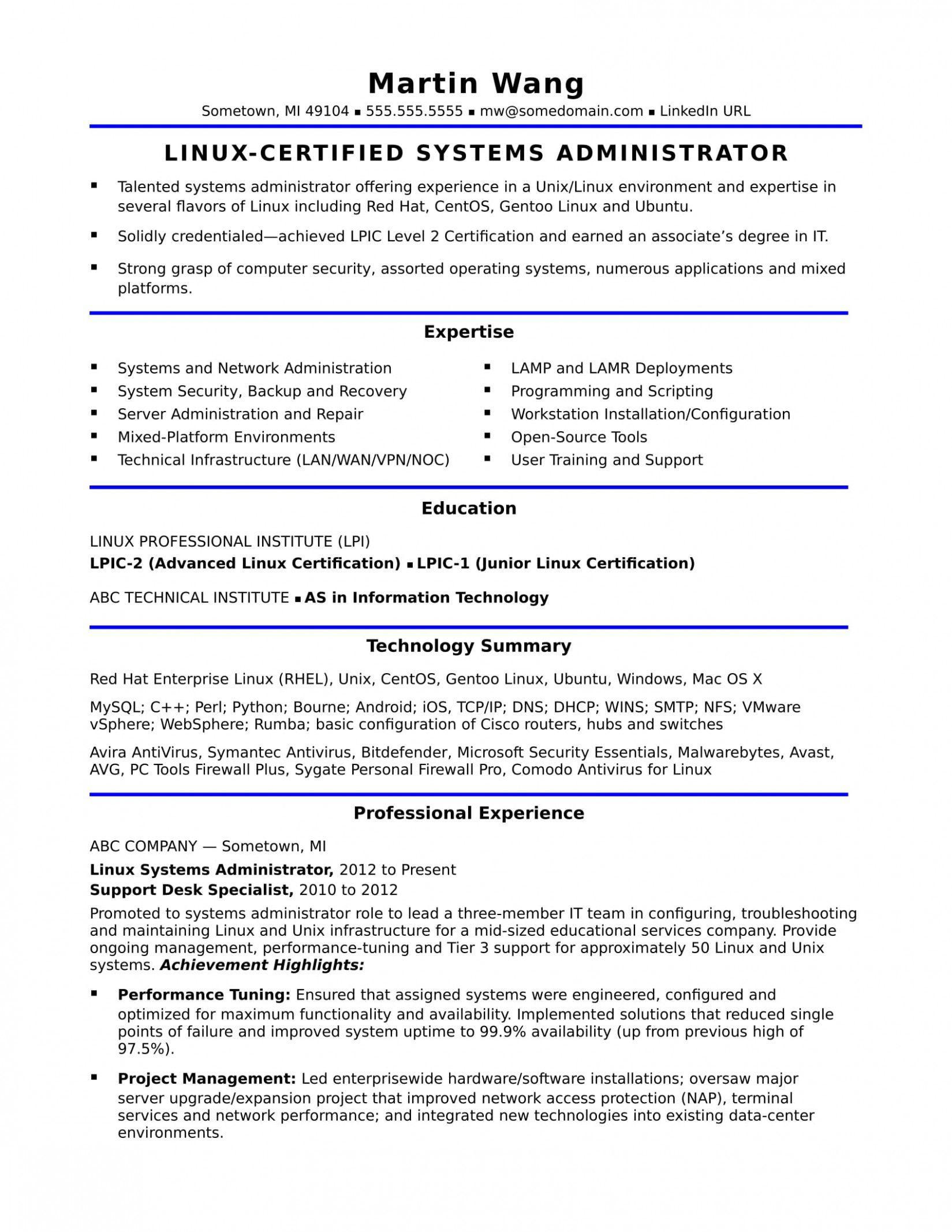 14 Hardware And Networking Brisker Resume Format Doc Basic Resume Resume Examples Resume