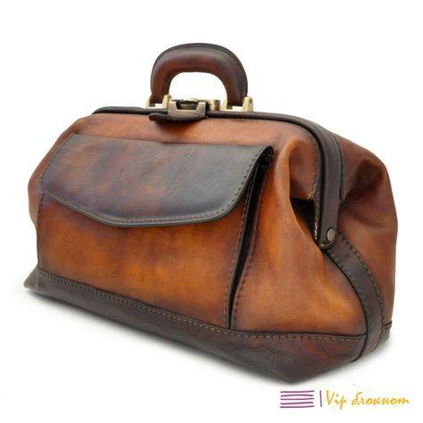 87e34b779a2d Саквояж из состаренной кожи Доктор | Bags | Bags, Backpack bags и ...