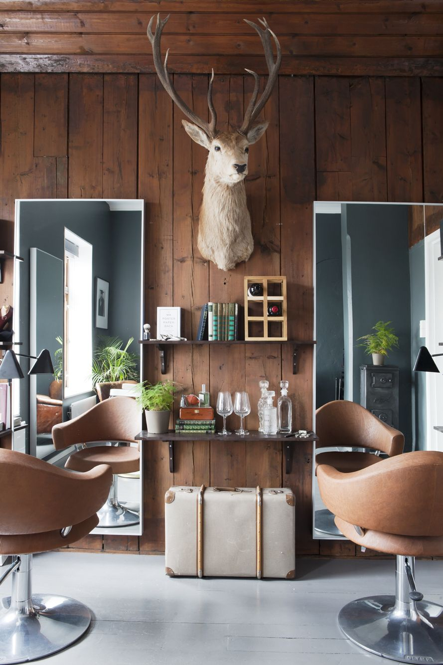 Deko Salon highend hairdressing salon in stavanger salons