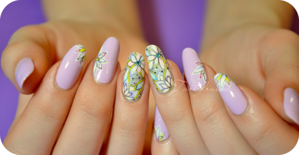 I\'m 23 and I love nail art on my natural nails ! You can watch my ...