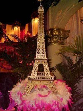 15 Eiffel Tower Mirror Compacts Bridal Shower Favor Paris Theme Party Favors