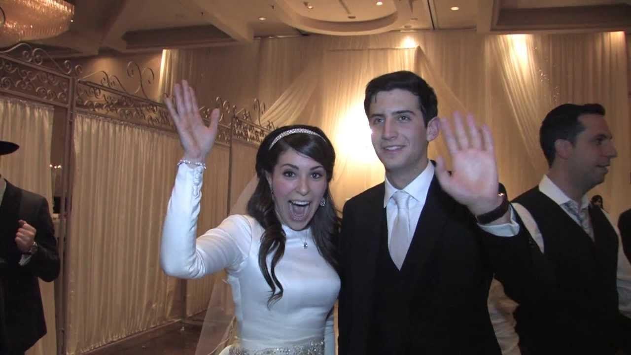 Orthodox Jewish Wedding Video