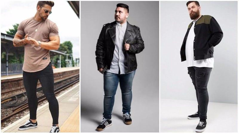 How to Wear Men's Skinny Jeans TheTrendSpotter