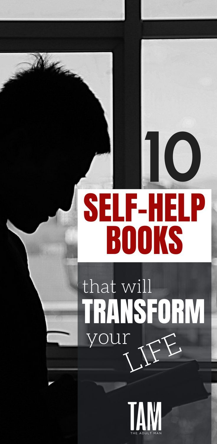 Self improvement books for men