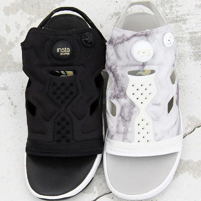 fa1dd6a267e292 Does the Reebok Insta Pump Fury Work as a Sandal  Beauty   Youth Finds Out
