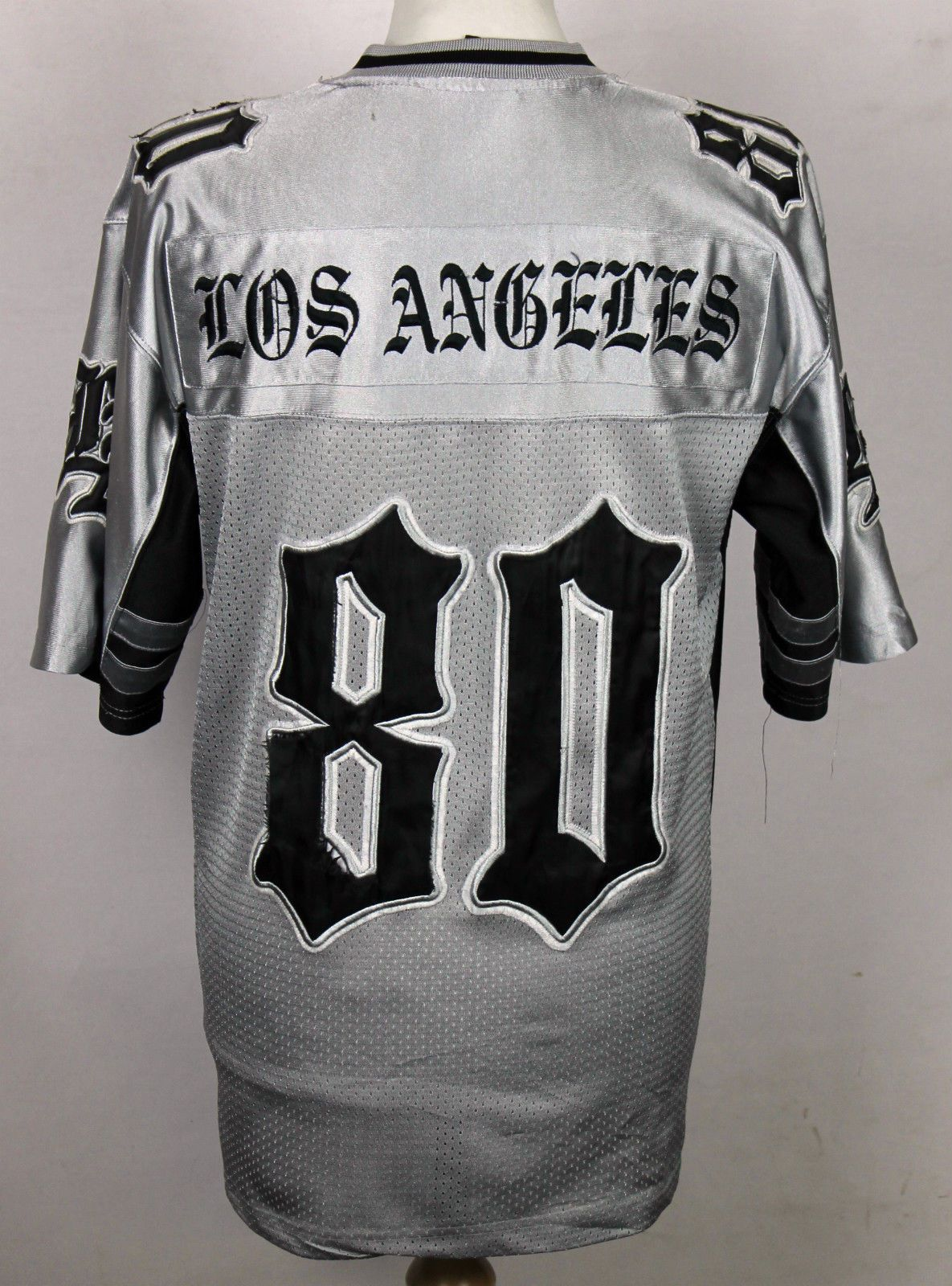 Los Angeles 80 Vintage American Football Jersey Shirt Mens Small Victorious Ropa Los Angeles