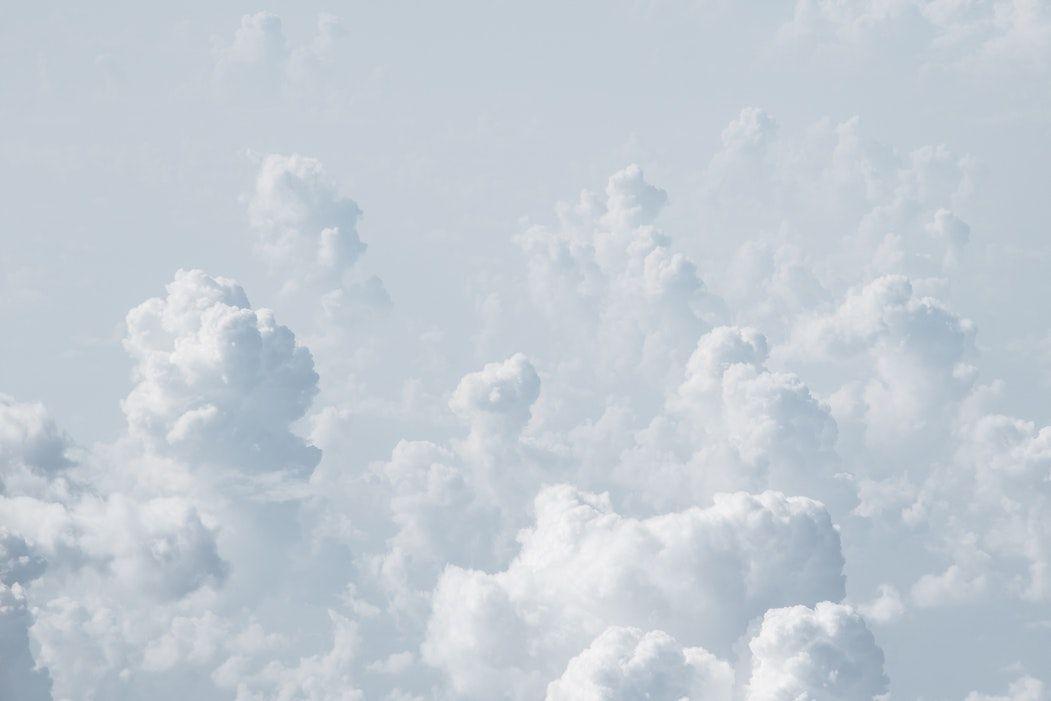 Clouds Photo By Elcarito Elcarito On Unsplash Laptop