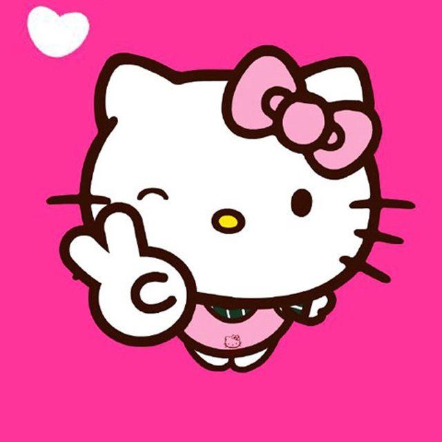 Hello kitty wallpaper. Winner