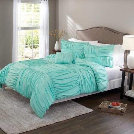 Photo of Impressive Bed Linen Ideas  #AquaBedding