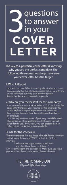 Cover Letter Outline, Cover Letter Tips Job Search Pinterest - resume cover letter internal position