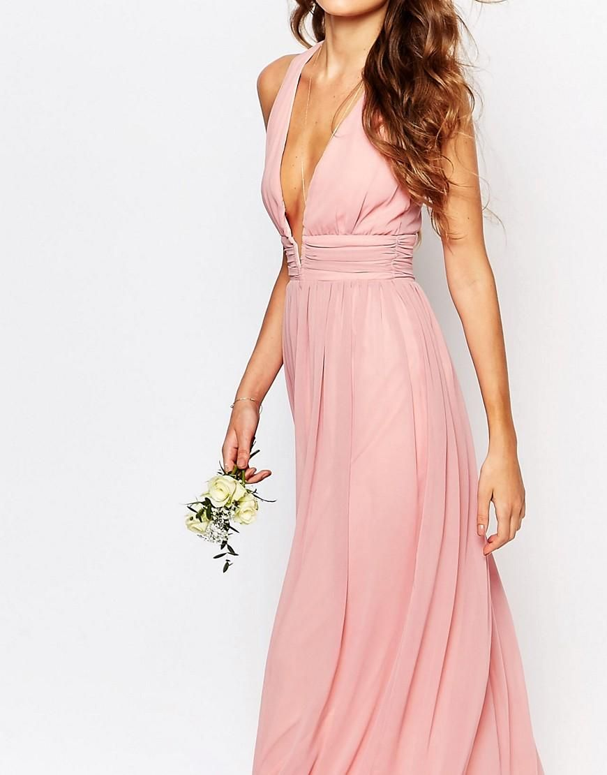 True decadence tall true decadence tall plunge front open back