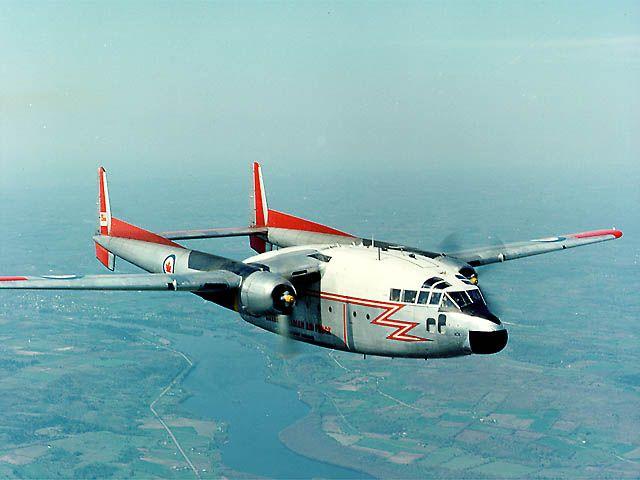 Fairchild C-119 Flying Boxcar | C-119 Flying Boxcar ...