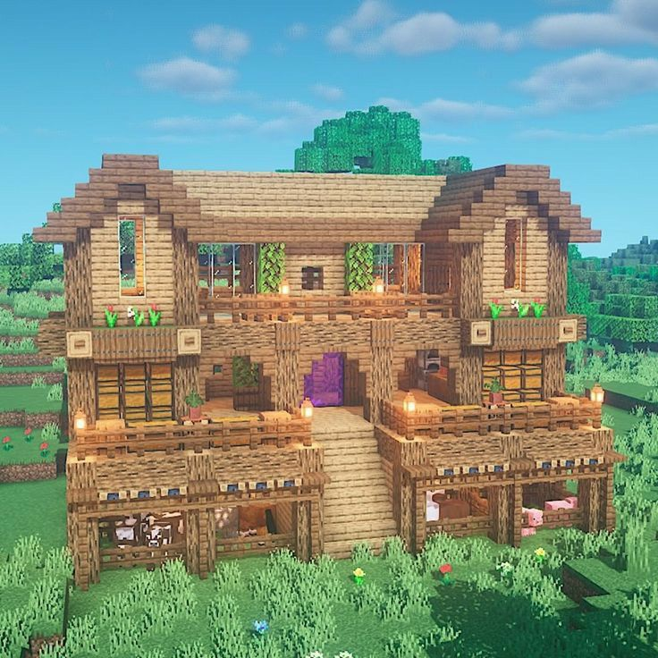 Pin By Uwu On Nose In 2020 Easy Minecraft Houses Cute Minecraft Houses Minecraft Houses Survival