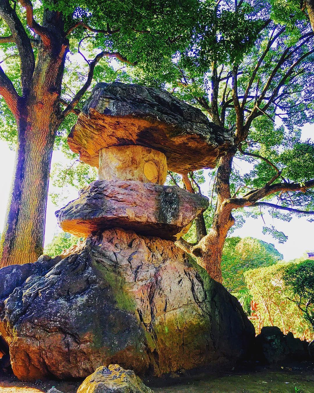 Soto Head Temple S Ji Ji Stone Lantern Yokohama