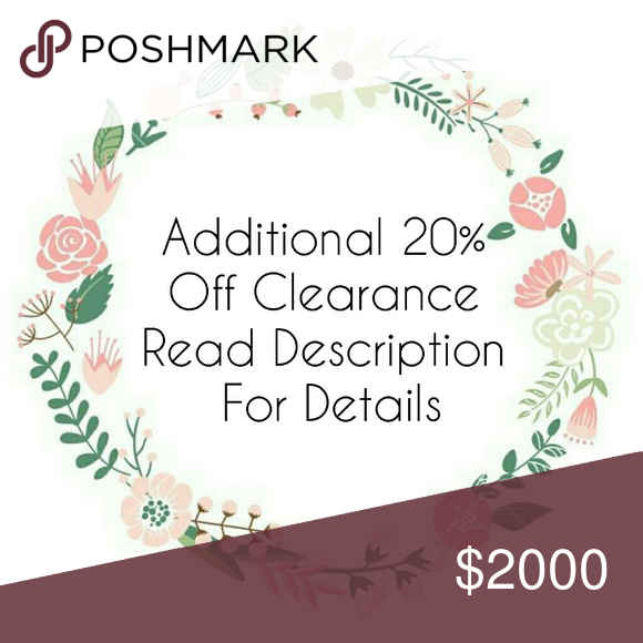 """💜CLEARANCE All items marked with a """"💜"""" are on clearance.  Each item on clearance ranges from $5 - $10.   If you bundle 2 or more items on clearance you will receive an additional 20% off those items.  If you bundle a clearance item with an item that is not on clearance, you will receive the 20% off your clearance item but not the other items in your bundle.  This promotion will be valid 2/28-3/31 Forever 21 Tops"""