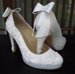 Kasut Pengantin Perempuan Wedding Shoes Bridal Shoes 15 Perempuan