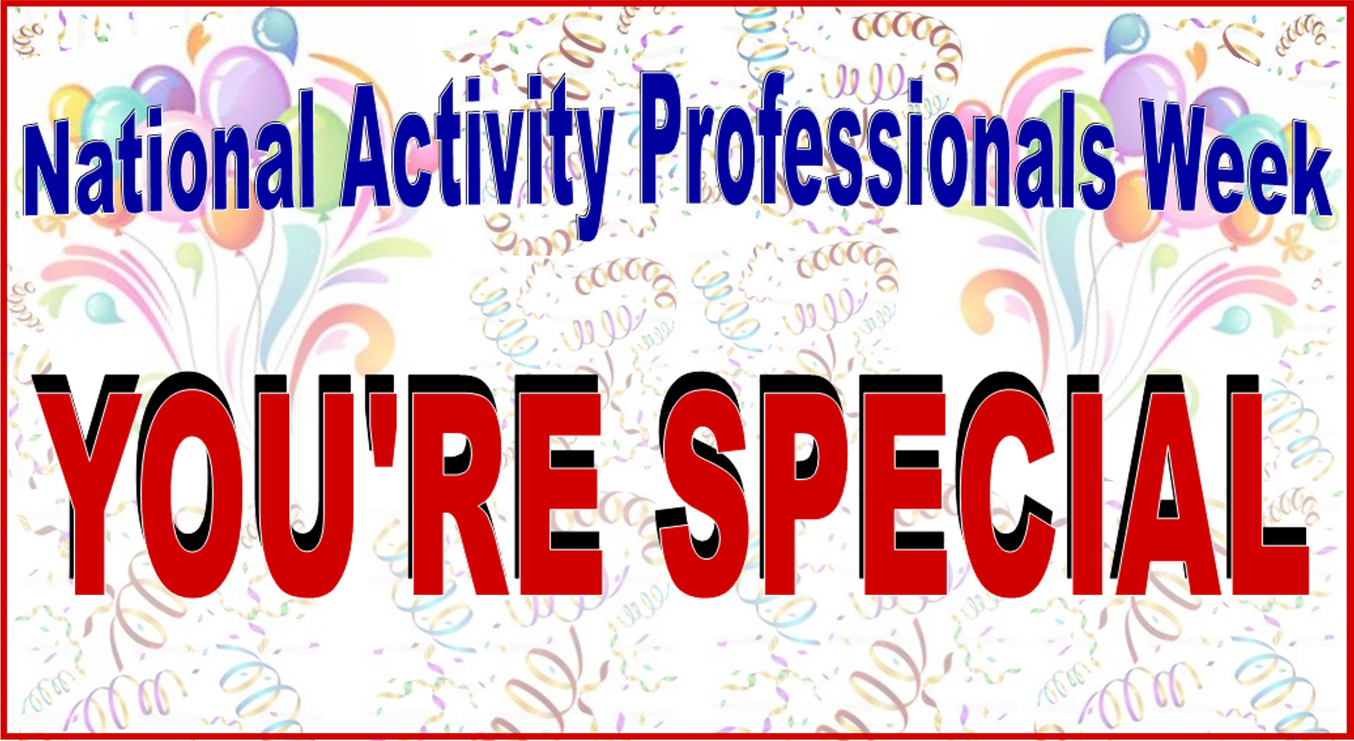 National Activity Professional Week January 18th through 24th of 2015 http://www.fhcaca.com